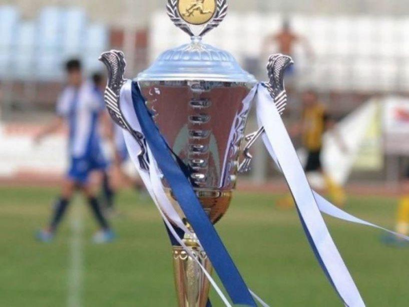 Οι διαιτητές των προημιτελικών κυπέλλου. Στην Κατερίνη Τρίκαλα - Νίκη Βόλου