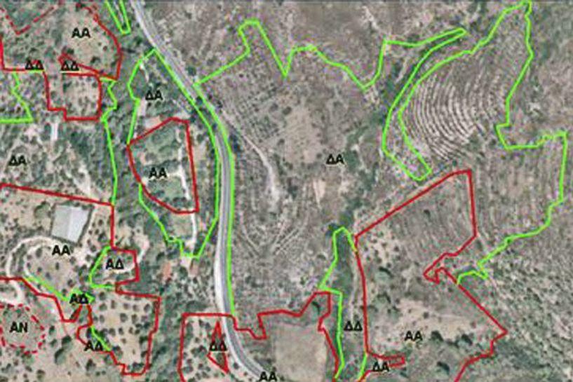 Σε λειτουργία η ιστοσελίδα του Υπουργείου Περιβάλλοντος και Ενέργειας με τους κυρωμένους δασικούς χάρτες