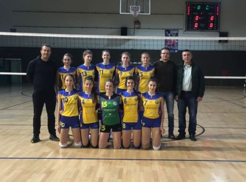 Άνετη νίκη για τις γυναίκες του Ποσειδώνα - Νίκησαν 3-0 τον Πιερικό μέσα στην Κατερίνη