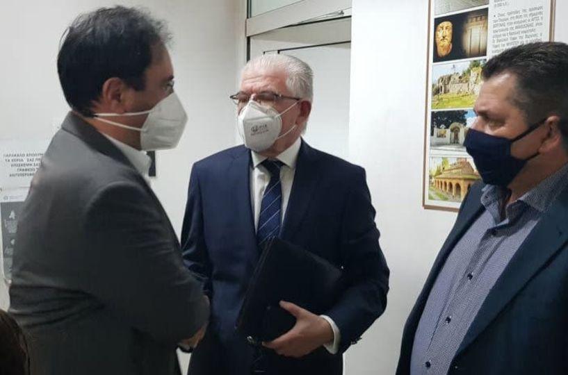 Απάντηση του προέδρου του ΕΛΓΑ στον Δήμαρχο Βέροιας για τις αποζημιώσεις