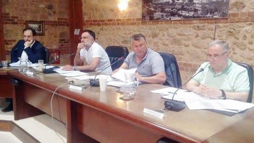 Παλιά Δικαστήρια: Το μεγάλο παράπονο του Δήμου «Ένα κτίριο που ρημάζει αλλά δεν παραχωρείται στον δήμο» τόνισε  στο Δημοτικό Συμβούλιο ο. Κ.Βοργιαζίδης