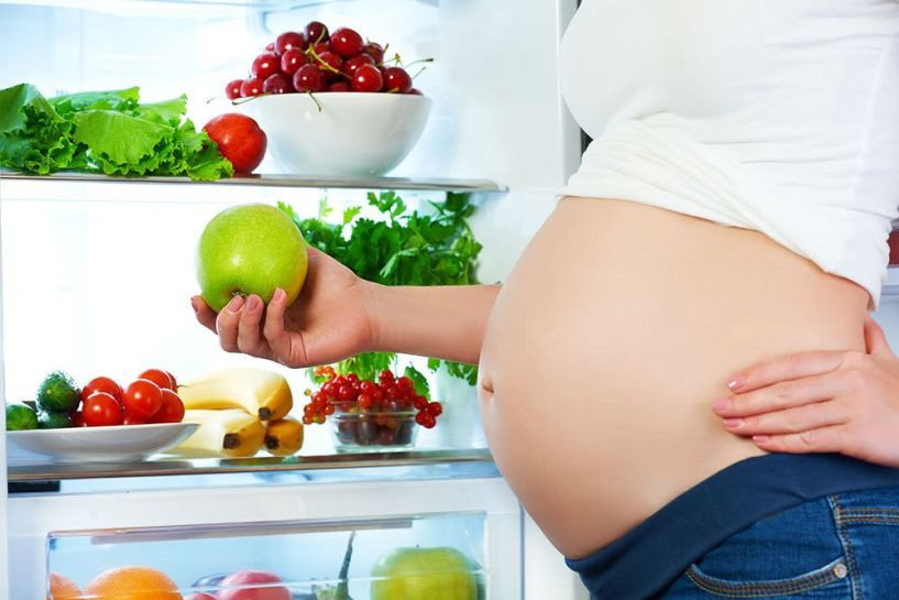 Παγκόσμια Ημέρα Επισιτισμού: Η σωστή διατροφή της εγκύου