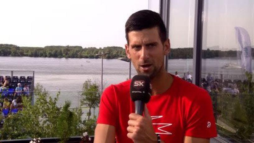 Θετικός ο Djokovic στον κορωνοϊό