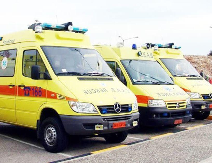 Τρία νέα ασθενοφόρα από τον ΤΑΡ  στο ΕΚΑΒ Ημαθίας