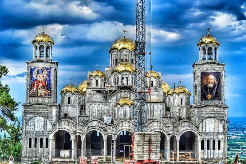 Αγρυπνία την Τρίτη 12/2 στον Ιερό Ναό Αγίου Λουκά του ιατρού στη Δοβρά