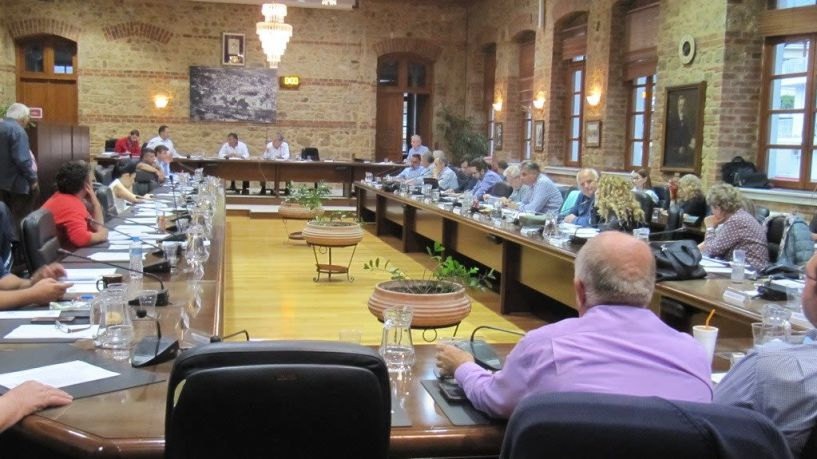 Με 60 θέματα συνεδριάζει την Τετάρτη το Δημοτικό Συμβούλιο Βέροιας
