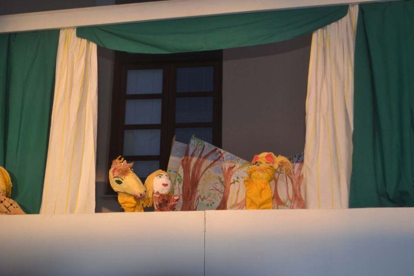 Κατασκευή Κούκλας και Κουκλοθέατρου στο ΔΗ.ΠΕ.ΘΕ. ΒΕΡΟΙΑΣ - Για παιδιά από 5 έως 12 ετών