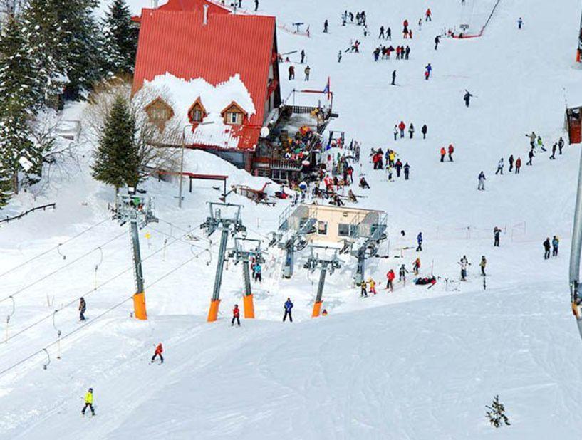 Σε πλήρη λειτουργία το Χιονοδρομικό Κέντρο Σελίου για το σαββατοκύριακο