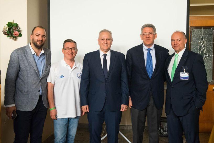 Η κλήρωση της Εθνικής Ανδρών Στους ΙΙ Μεσογειακούς Παράκτιους Αγώνες 2019 της Πάτρας