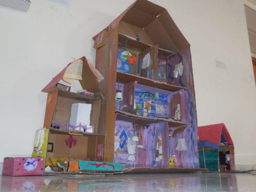 Έκθεση και εκδήλωση ζωγραφικής πραγαμτοποιήθηκε  από το 3ο Δημοτικό Σχολείο Βέροιας στο Χώρο Τεχνών