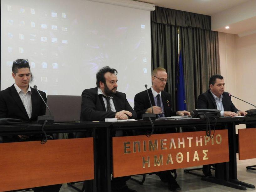 Προοπτικές συνεργασίας στον αγροδιατροφικό τομέα μεταξύ Ημαθίας και Μολδαβίας
