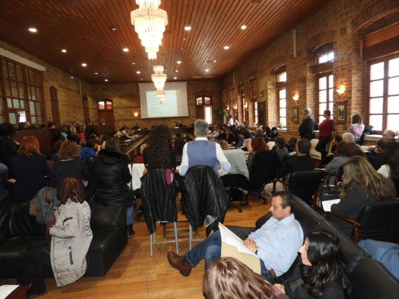 Διευκρινίσεις και απαντήσεις για τους δασικούς χάρτες της Ημαθίας  δόθηκαν σε εκδήλωση στο Δημαρχείο Βέροιας