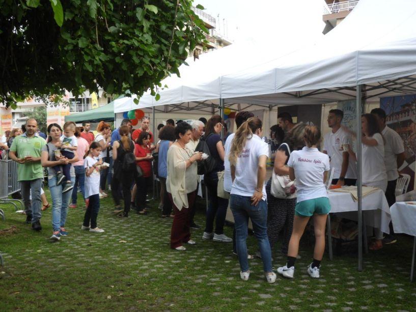 «Έκλεισε» και το  3ο Φεστιβάλ Ροδάκινου, που έβαλε γερές βάσεις για την προώθηση του γαστρονομικού τουρισμού στην περιοχή μας