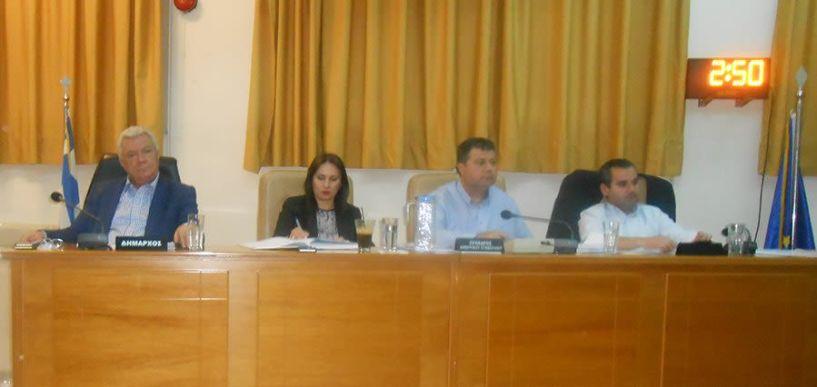 Δημοτικό Συμβούλιο Αλεξάνδρειας - Ομόφωνο ψήφισμα για την άμεση επαναλειτουργία του εργοστασίου της πρώην NESTLE, στο Πλατύ Ημαθίας