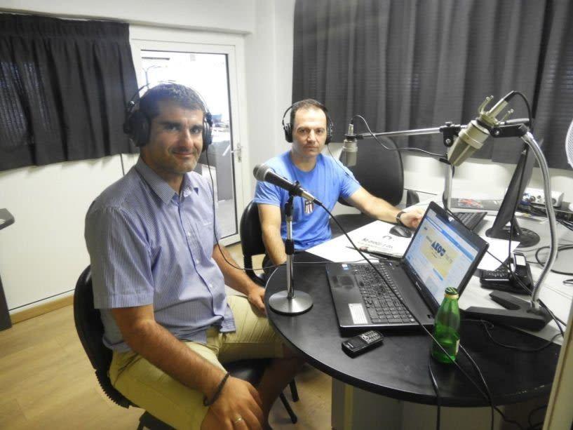 Εκτενής αναφορά στo e-handball.gr για την συνέντευξη Τζαφερόπουλου στον ΑΚΟΥ 99.6