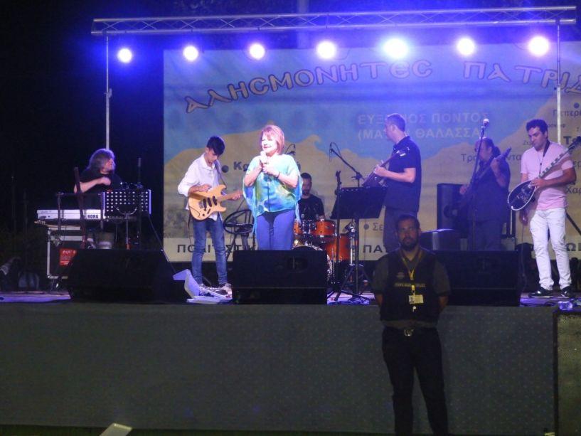 Ξεσηκώθηκε η Πατρίδα με Πίτσα Παπαδοπούλου και Τα Παιδιά από την Πάτρα  -Αύριο η συναυλία Βιτάλη-Ζιώγαλα