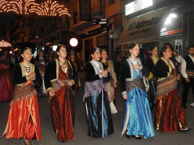 Κυκλοφοριακές ρυθμίσεις για την Κυριακή λόγω του 3ου Φεστιβάλ Παραδοσιακών Χορών