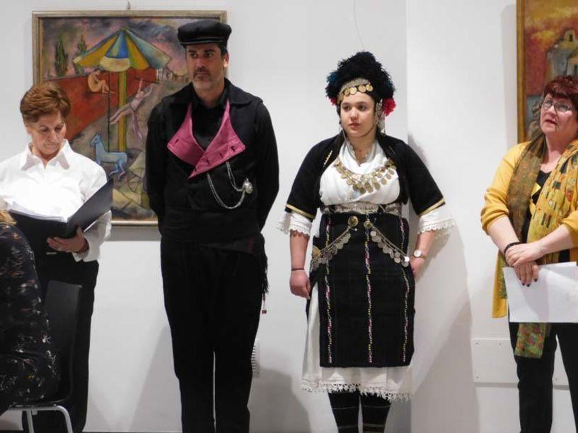 Η Χορωδία Μελίκης συγκίνησε τους Έλληνες της Τεργέστης!