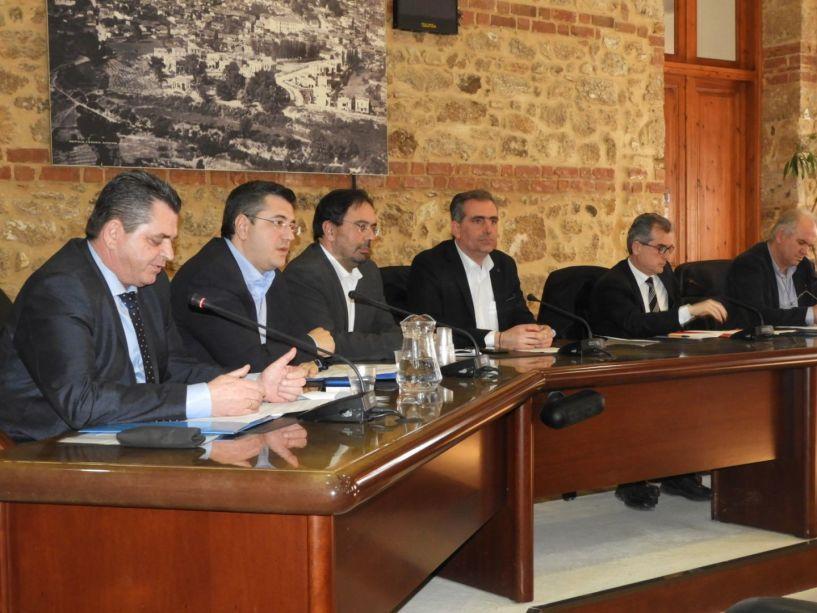 Για το  Τελωνείο Ημαθίας στην Κουλούρα συνεδρίασε το Περιφερειακό Συμβούλιο στη Βέροια (φωτο)
