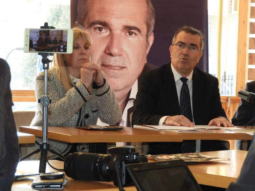 Πρόγραμμα για τεχνικά έργα και υποδομές στη Βέροια, παρουσίασε ο Π. Παυλίδης