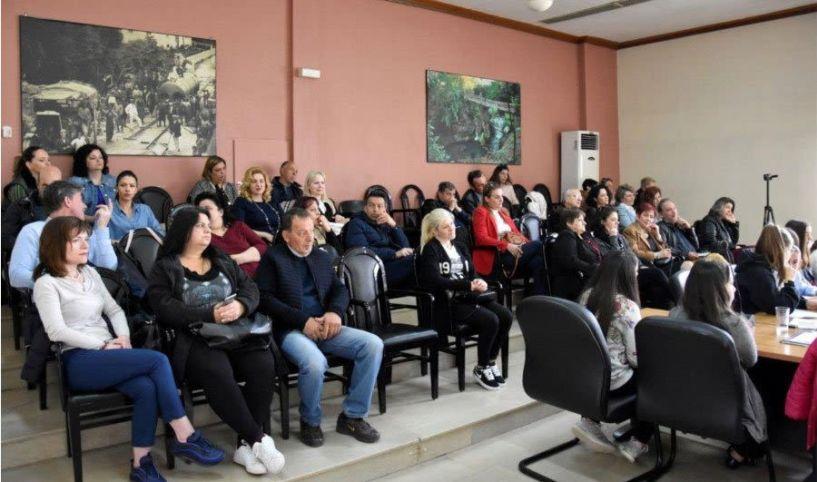 Πραγματοποιήθηκε η πρώτη συνεδρίαση του Δημοτικού Συμβουλίου Παίδων Νάουσας