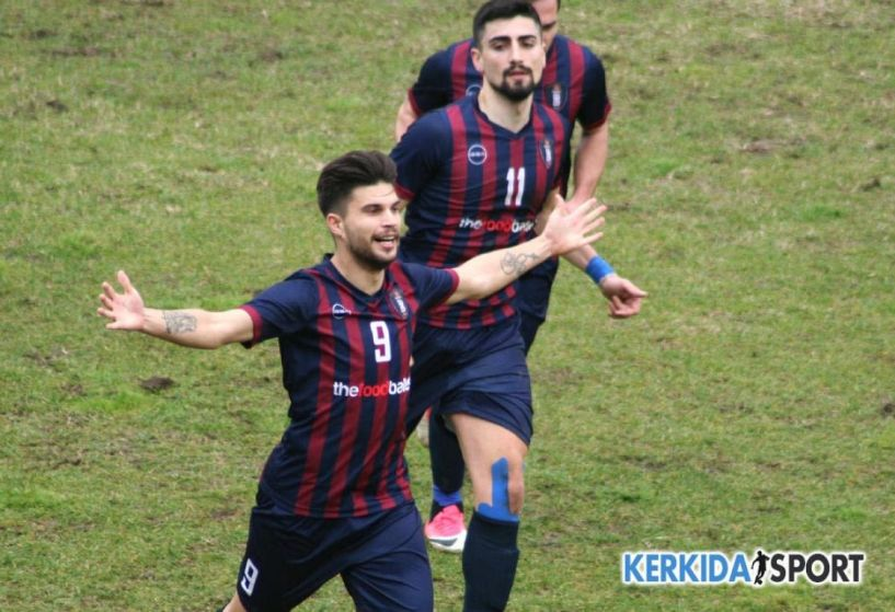 Την 8η συνεχόμενη νίκη η Βέροια 1-0 την Αριδαία . Αποτελέσματα - Βαθμολογία