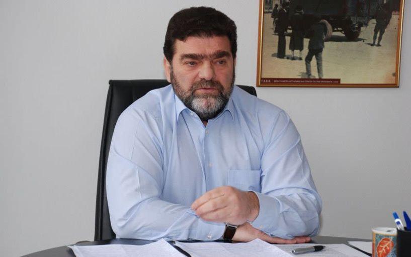 Συνεχίζει πρόεδρος στο Εργατικό Κέντρο ο Τάκης Ταχματζίδης