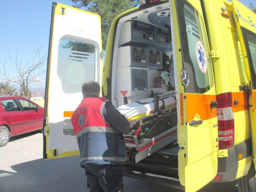Τέσσερα νέα ασθενοφόρα, δωρεά του ΤΑΡ, παραλήφθηκαν  από το ΕΚΑΒ Ημαθίας