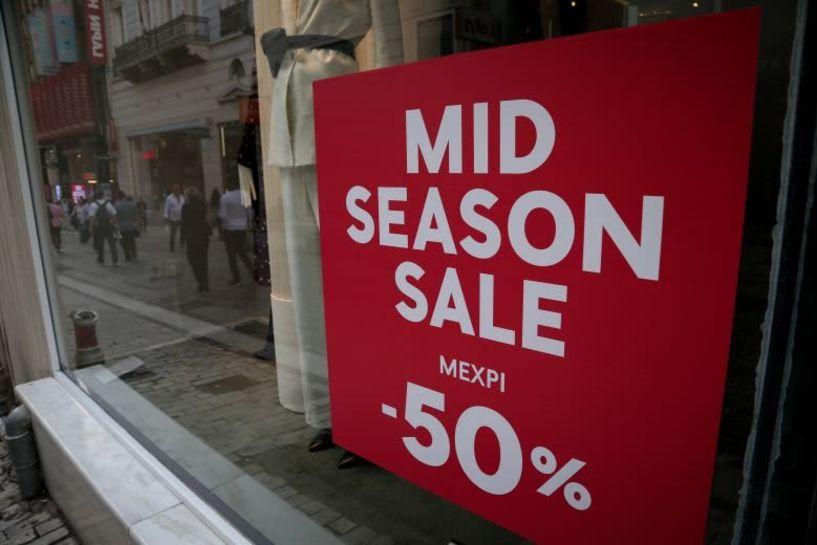 Τα καταστήματα υποδέχονται τη Δευτέρα τις χειμερινές εκπτώσεις