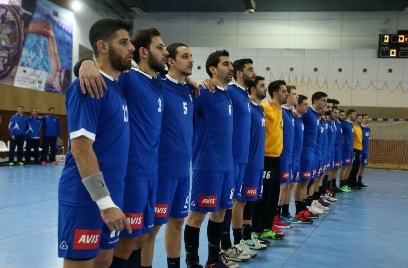 Γιάννης Αρβανίτης «Η Εθνική ομάδα χαντ μπολ να  είναι έτοιμη στα επίσημα παιχνίδια»