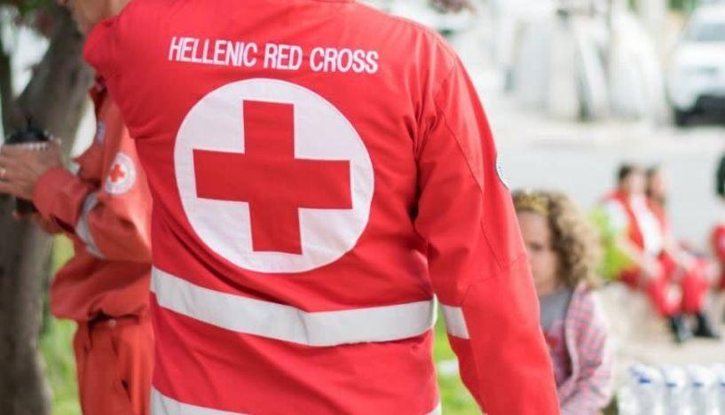 Δράση εθελοντών του Περιφερειακού Τμήματος Νάουσας