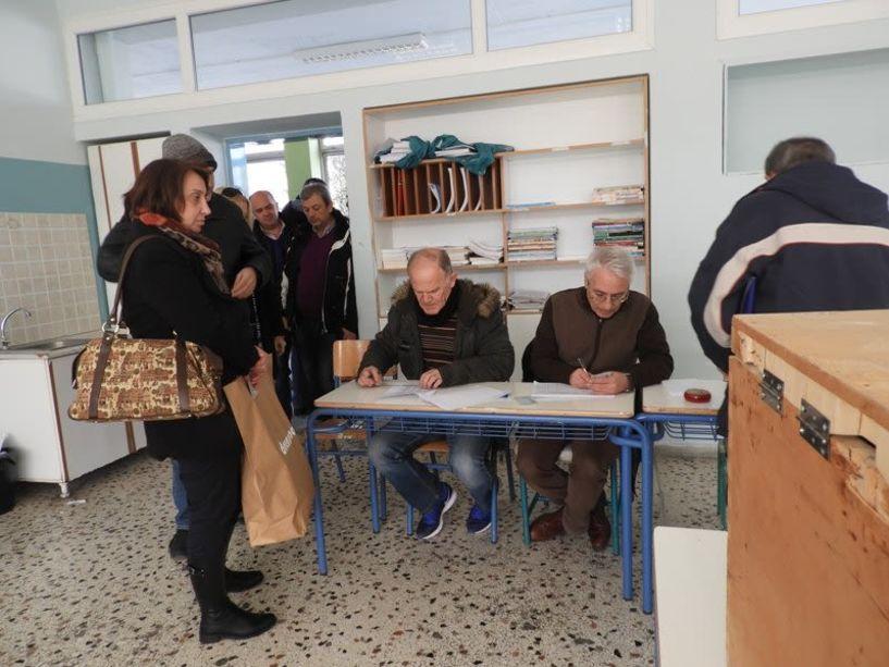 Εμφανής πρωτιά της ΔΑΚΕ στις εκλογές των καθηγητών για νέο Δ.Σ. στην ΕΛΜΕ Ημαθίας