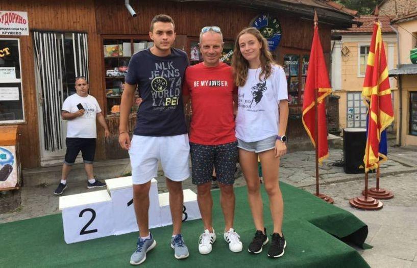 Αθλητές του ΕΟΣ σε διεθνείς αγώνες στο Κρούσεβο
