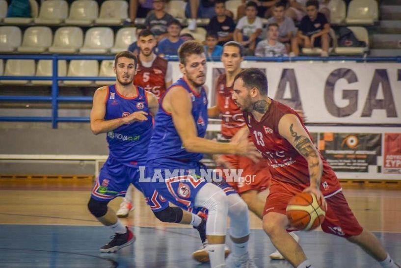 Μπάσκετ Κύπελλο Ελλάδος. Αποκλείστηκε ο Φίλιππος Μετά την ήττα 89-76 από τον Έσπερο στην Λαμία