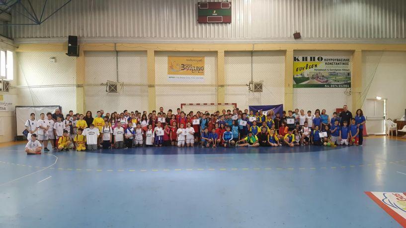 Ορισμοί Διαιτητών  Ηλικιακών  Πρωταθλημάτων  2-6 Φεβρουαρίου 2020 της ΕΣΧ Κ. Μακεδονίας