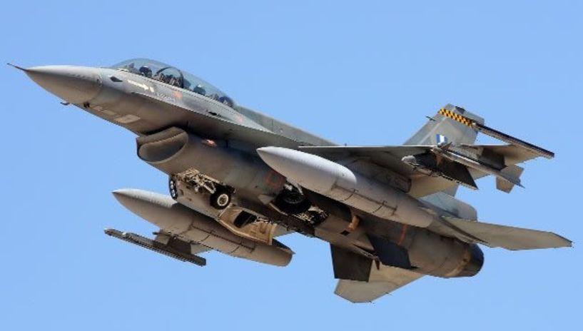 Ελληνικά μαχητικά F-16 πέταξαν στην Κύπρο «κάτω από τη μύτη» των τουρκικών ραντάρ