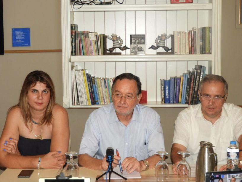 Παναγιώτης Λαφαζάνης από Βέροια: Τέσσερις προτεραιότητες της Λαϊκής Ενότητας για τη χώρα