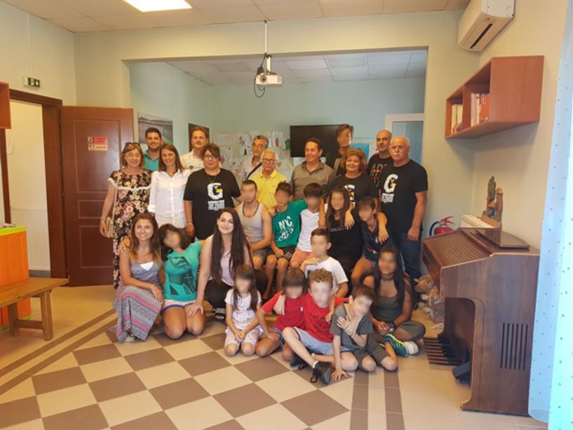 Επίσκεψη Φορέων από τον Τορόντο στην Πρωτοβουλία για το Παιδί