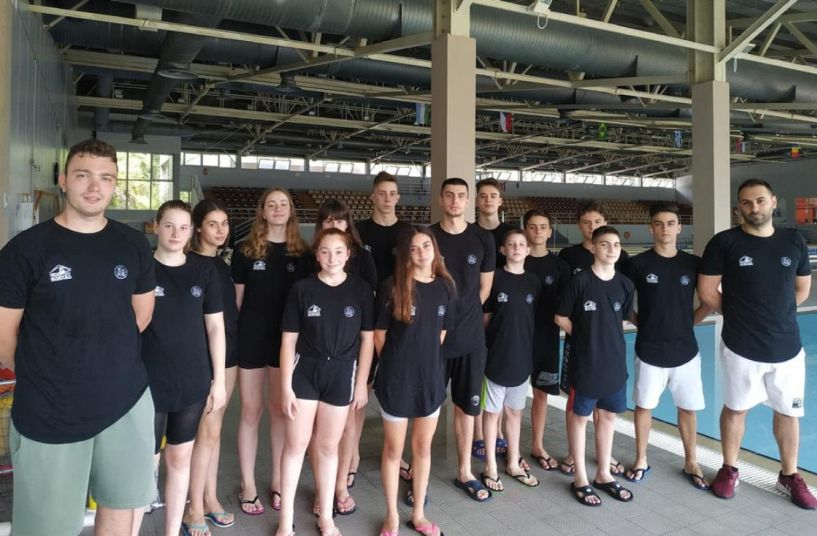 Κολυμβητική Ακαδημία Νάουσας:
