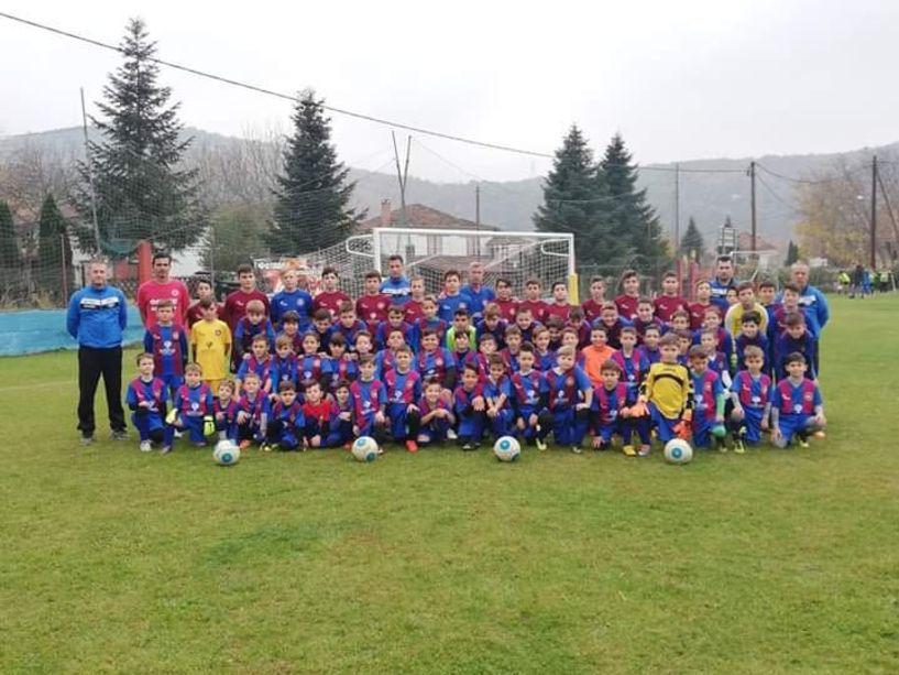 Πρόσκληση  από την Ακαδημία Βέροιας σε νέους ποδοσφαιριστές
