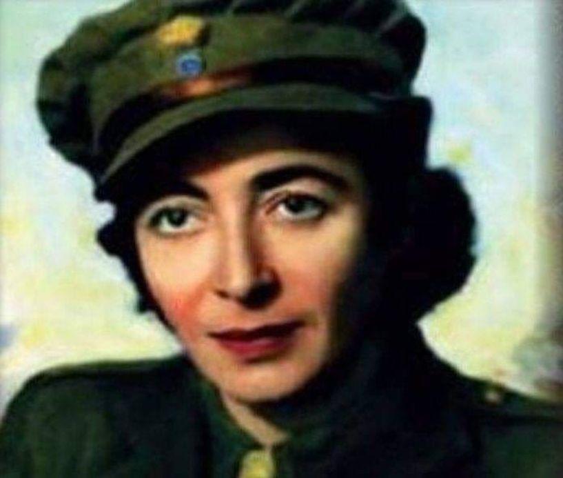 Σοφία Στεφανίδου: η πρώτη Ελληνίδα που εκπαιδεύτηκε ως κομάντο και αλεξιπτωτίστρια και πολέμησε τους Γερμανούς ως μυστική πράκτορας!!!
