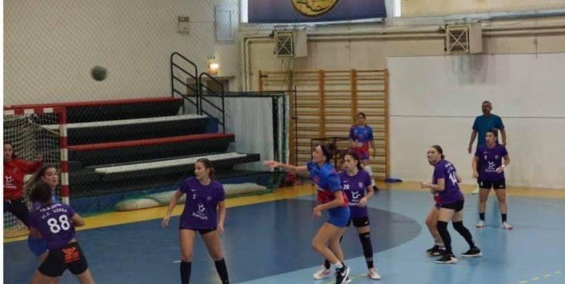 Α1 χαντ μπολ γυναικών. Σαρωτική η Βέροια 2017 συνέτριψε τον Εθνικό στην Κοζάνη 17-35
