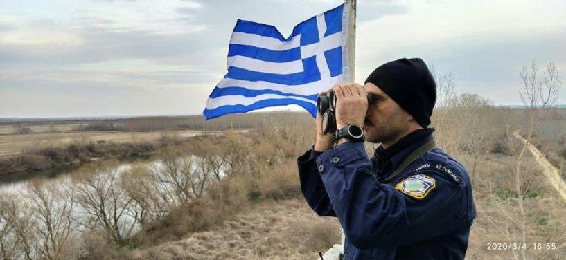 Ποιοι συμμετέχουν   στην ημαθιώτικη Επιτροπή   στήριξης των ελληνικών   δυνάμεων στον Έβρο