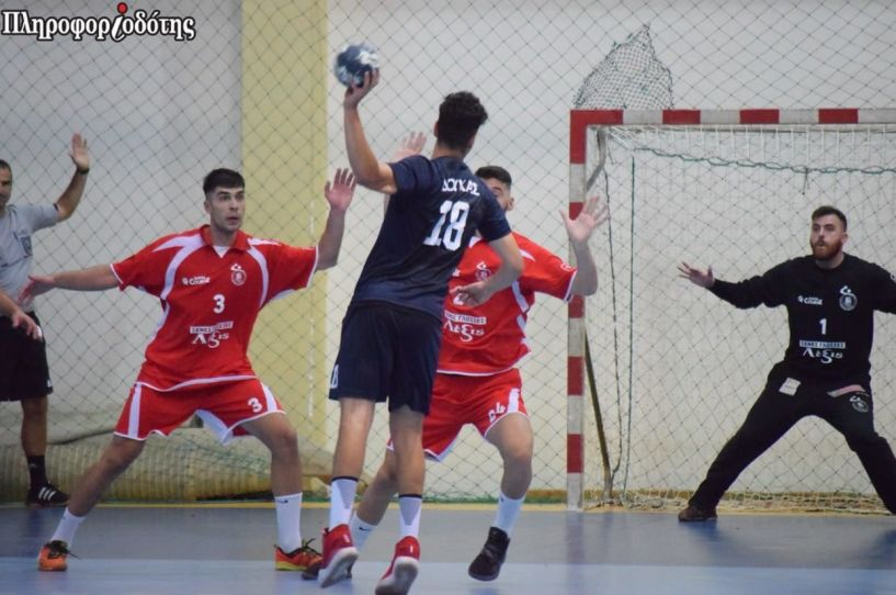 Φίλιππος - Δούκας 21-34 στην πρεμιέρα της Handball Premier
