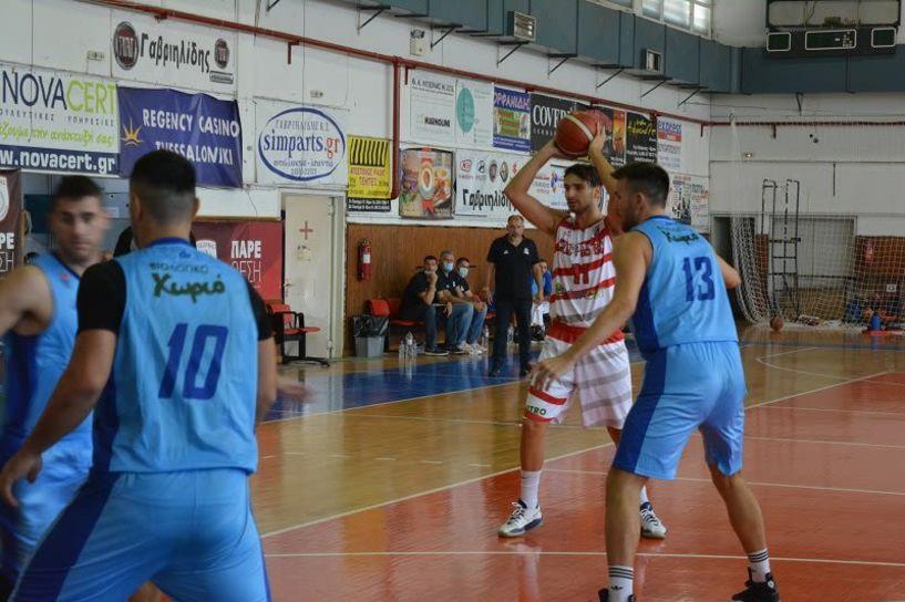 Κύπελλο Μπάσκετ .ΦΙΛΙΠΠΟΣ – ΑΣ ΚΑΡΔΙΤΣΑΣ (72-84)