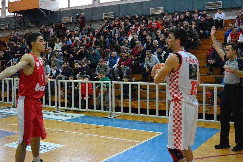 Α2 μπάσκετ Τον Ολυμπιακό Σ.Φ.Π υποδέχεται ο Φίλιππος Βέροιας.