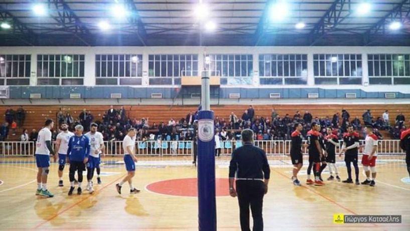 Κύπελλο Βόλει. Πρώτη ήττα του Φιλίππου σε επίσημο αγώνα 0-3 από την Κηφισιά