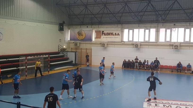 χαντ μπολ Πρώτη νίκη για Φίλιππο Βέροιας κέρδισε την Δραμα 30-29