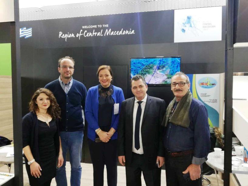 Εντυπωσιακές οι συμμετοχές της Ημαθίας  και στη φετινή Fruit Logistica 2019 - Δηλώσεις Κώστα Καλαϊτζίδη