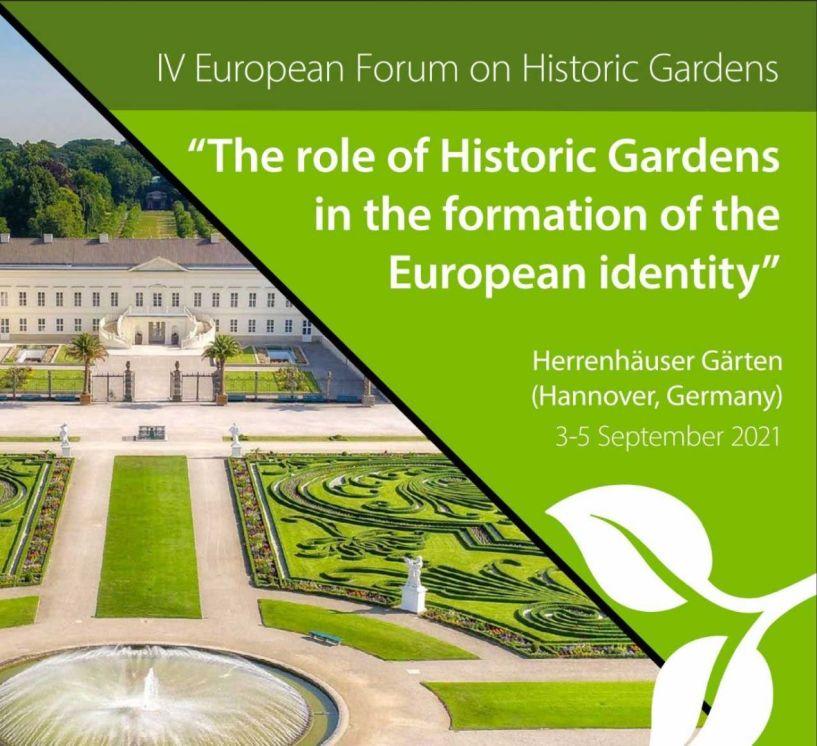 Η Νάουσα στο 4ο Ετήσιο Φόρουμ των ιστορικών κήπων της Ευρώπης με το Δημοτικό Πάρκο